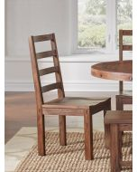 Anacortes Shasta Dining Side Chair in Mahagony Set of 2
