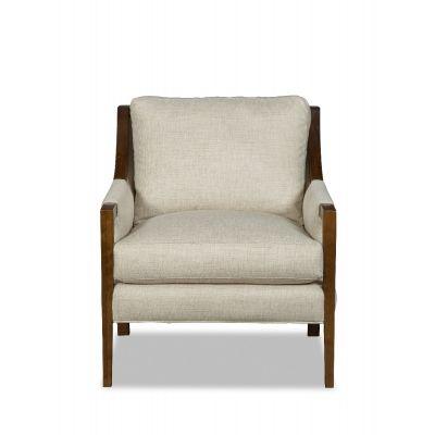 Loniry Modern Cream Chair