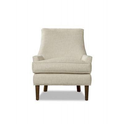 Fexmon Modern White Chair