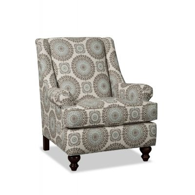 Brianne Wing Back Accent Chair