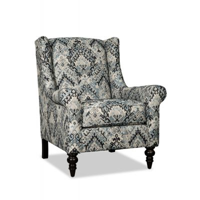 Merset Wing Back Accent Chair