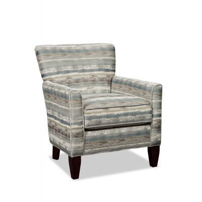 Wilmington Accent Chair with Tapered legs