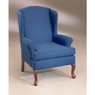 Doris Wing back Accent Chair Fair Lawn a