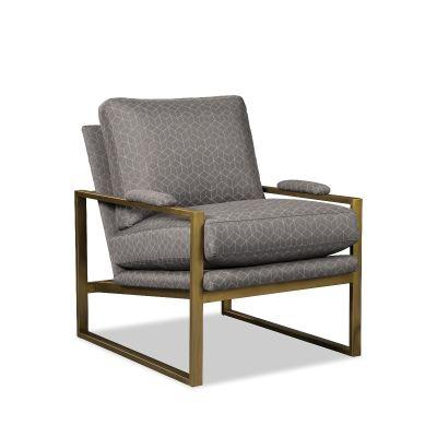 Wirmon Modern Dark  Grey Chair