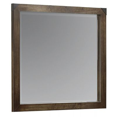 Artisan & Post Sedgwick Landscape Mirror with Beveled Glass