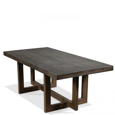 Riverside Magnus Umber Coffee Table