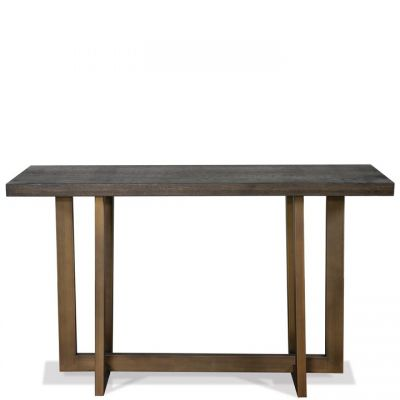 Riverside Magnus Umber Console Table