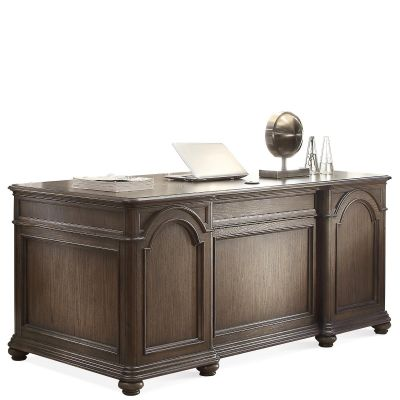 Belmeade Executive Desk Maywood