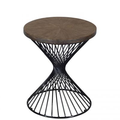 Riverside Kingston Nomad Round  Side Table