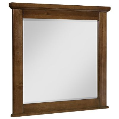 Artisan & Post Cool Rustic Landscape Beveled Glass Dresser Mirror