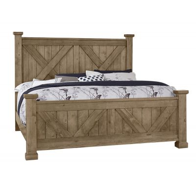 Artisan & Post Cool Rustic X bed