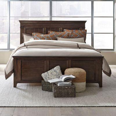Liberty Furniture Saddlebrook Panel Bed