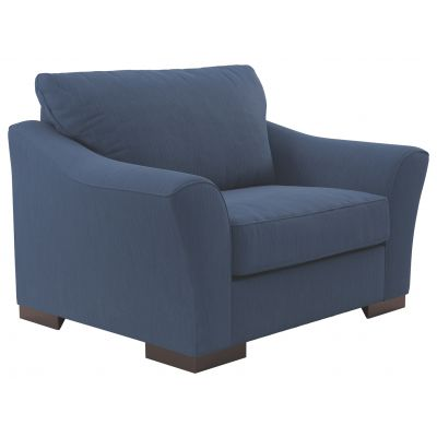 Bantry Nuvella® Accent Chair Upper Saddle River a
