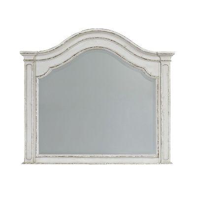 Liberty Furniture Magnolia Manor Arched Mirror