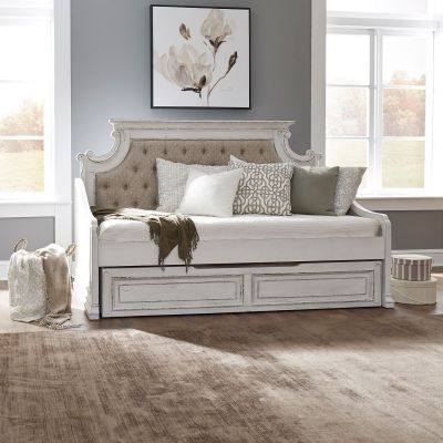 Liberty Furniture Magnolia Manor Twin Daybed with Trundle
