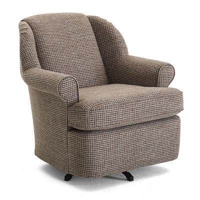 Reese Swivel Glider Chair Bergenfield