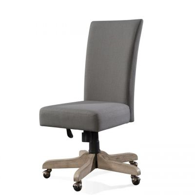 Perspectives Sun-Drenched Upholstered Back Desk Chair