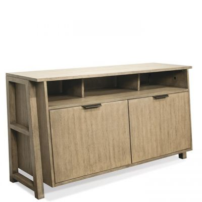 Perspectives Sun-Drenched Acacia Entertainment Console