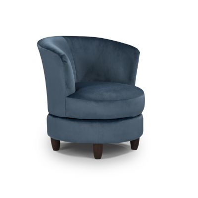 Palmona Swivel Barrel Chair Wallington