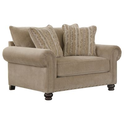 Jackson Avery 3261 Chair in Putty Tenafly