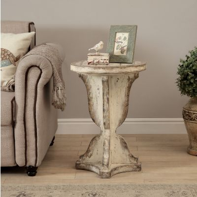 36564 Round Accent Table  Saddle Brook a