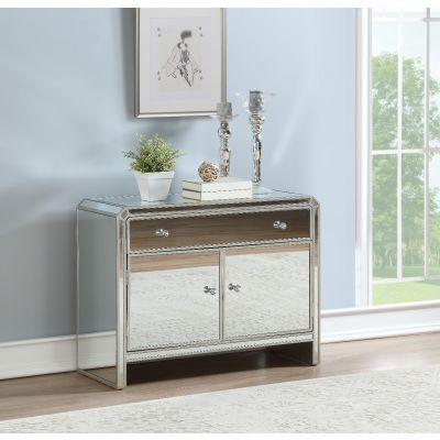 36642 Two Door One Drawer Cabinet Englewood Cliffs