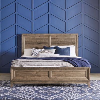 Liberty Furniture Ridgecrest Panel Bed