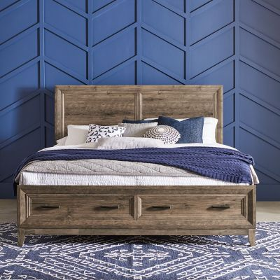 Liberty Furniture Ridgecrest Storage Bed