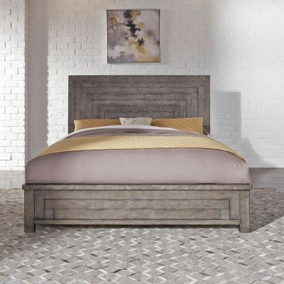 Liberty Furniture Modern Farmhouse Queen Panel Bed