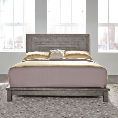 Liberty Furniture Modern Farmhouse Queen Platform Bed
