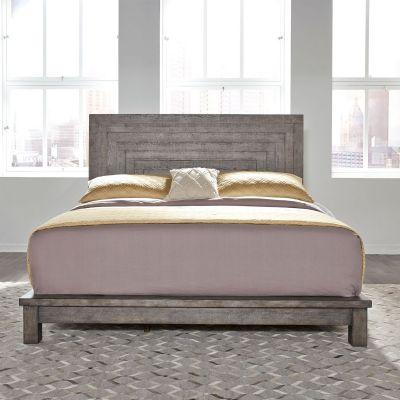 Liberty Furniture Modern Farmhouse Platform Bed