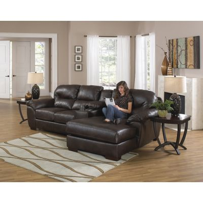 Jackson Lawson 4243 Modular Sectional in Brown