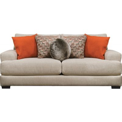 Jackson Ava 4498 Sofa with USB port in Cashew Ramsey a