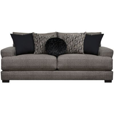 Jackson Ava 4498 Sofa with USB port in Pepper New Milford a