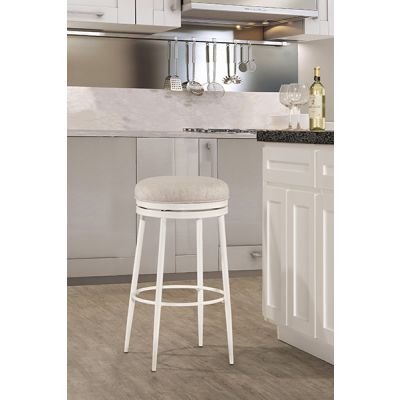 Aubrie Backless Swivel Bar Stool Englewood