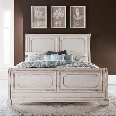 Liberty Abbey Road Sleigh Bed