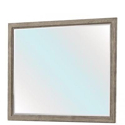 Riverside Furniture Vogue Gray Wash Dresser Mirror