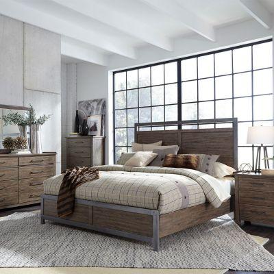 Liberty Furniture Sonoma Road Panel Bed
