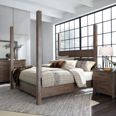 Liberty Furniture Sonoma Road Poster Bed