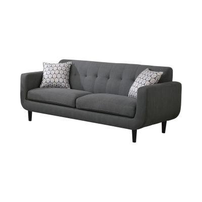 Stansall Grey Sofa Ridgefield