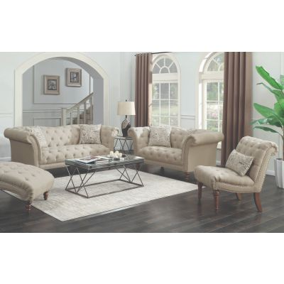 Josephine Tufted Living Room Set Fair Lawn b