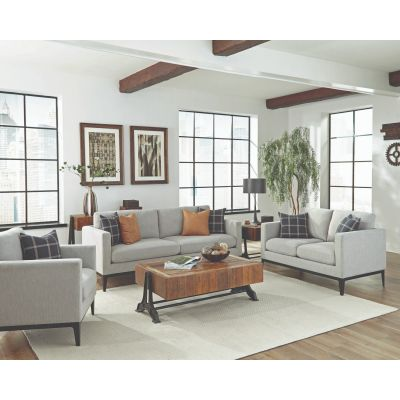 Asherton Living Room Set  Demarest b