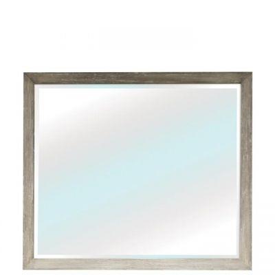 Riverside Furniture Zoey Urban Gray Dresser Mirror