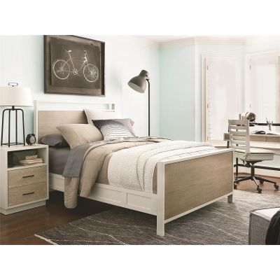 Full Panel Platform bed Fairview a