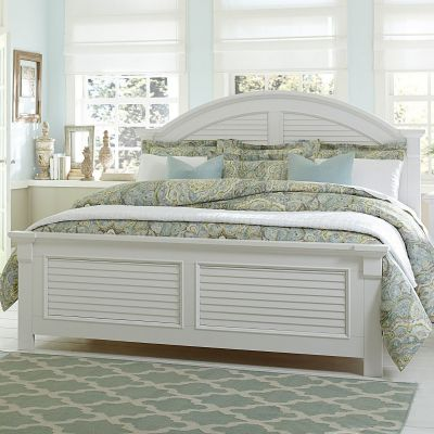 Liberty Furniture Summer House I White Panel Bed