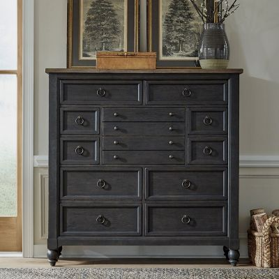 Liberty Americana Farmhouse Twelve Drawer Dresser