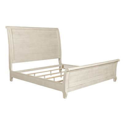 Liberty Furniture Farmhouse Reimagined Queen Sleigh Bed