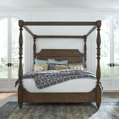 Liberty Furniture Homestead Canopy Bed