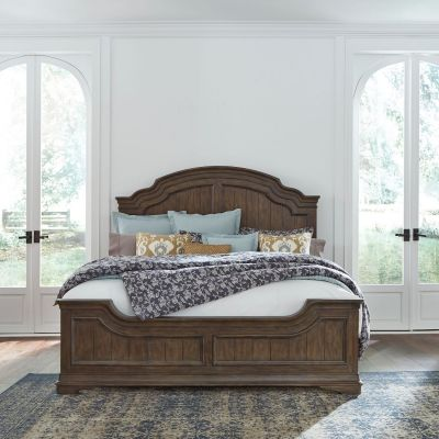Liberty Furniture Homestead Panel Bed