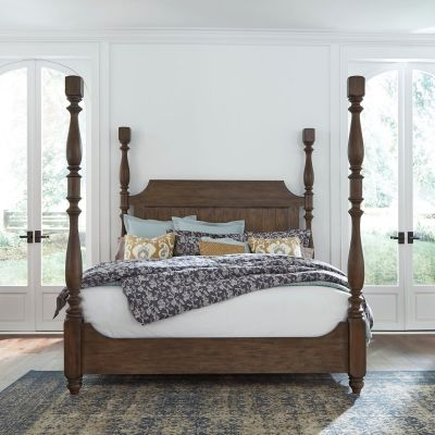 Liberty Furniture Homestead Poster Bed